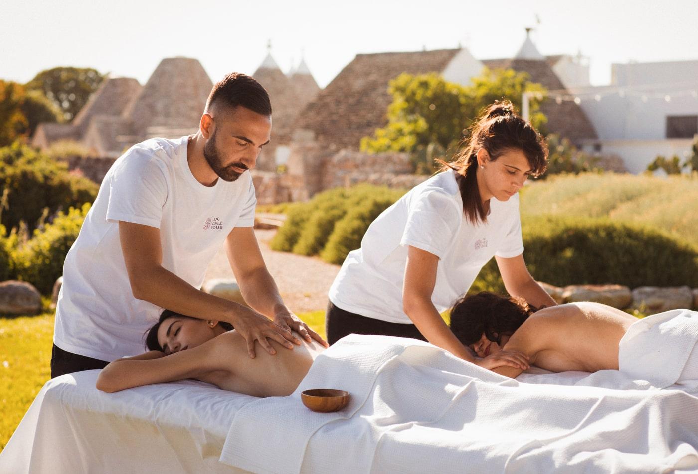 Spa Chez Vous: Benessere in struttura con massagg